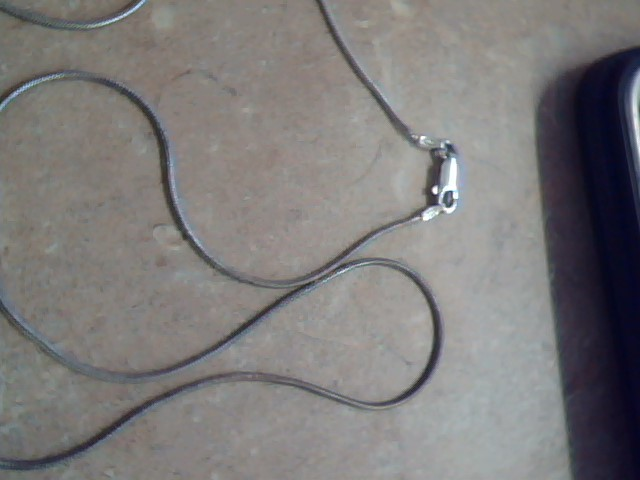 """18"""" Silver Snake Chain 925 Silver 4.2g"""