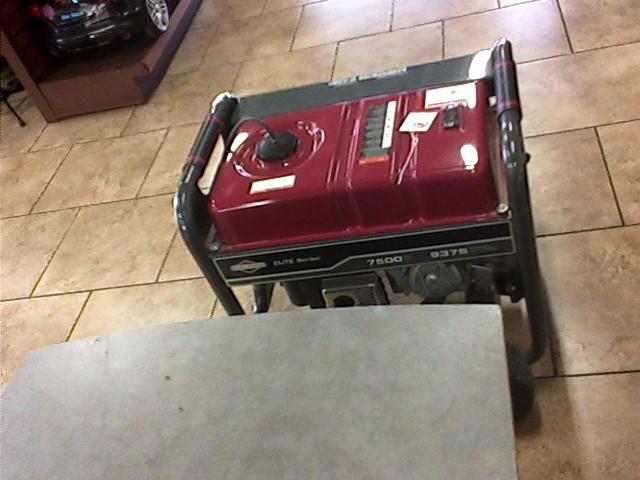 BRIGGS & STRATTON Generator 030552