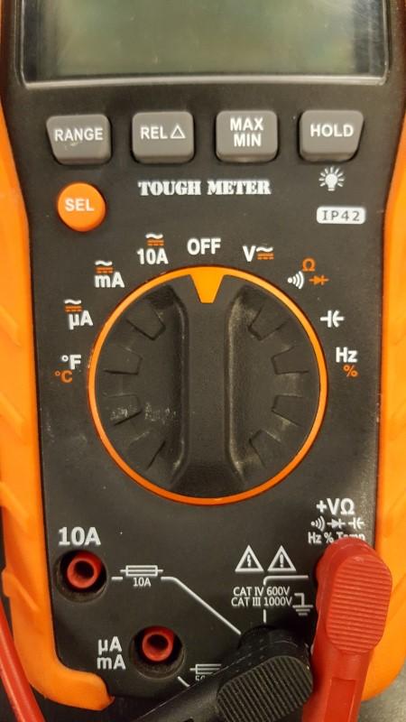 KLEIN TOOLS Multimeter MM600