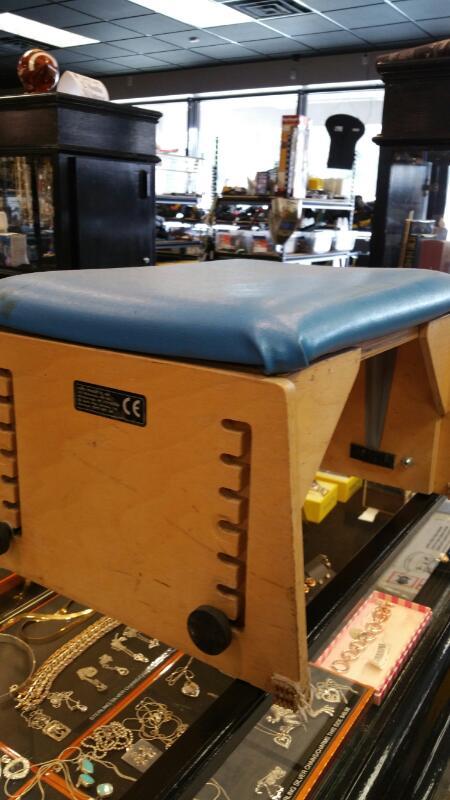KAYE Miscellaneous Furniture ADJUSTABLE STOOL STOOL