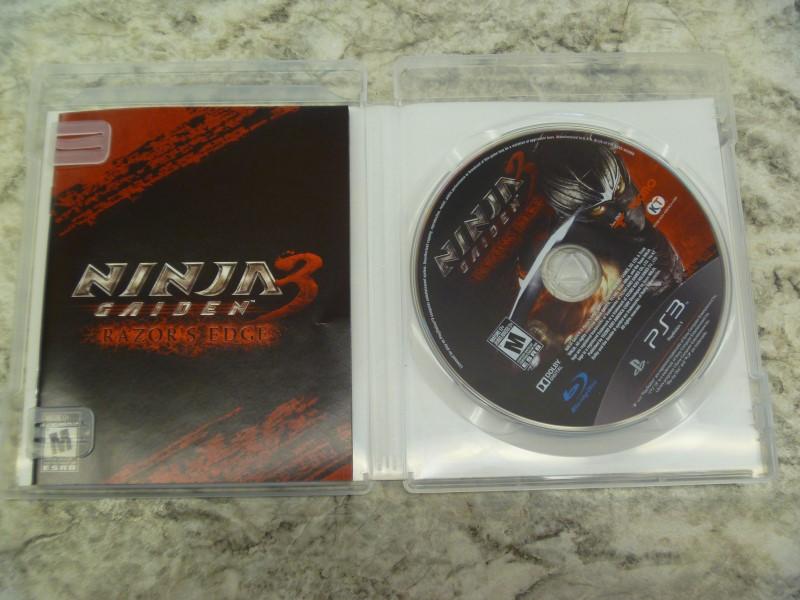 NINJA GAIDEN 3: RAZOR'S EDGE FOR PLAYSTATION 3