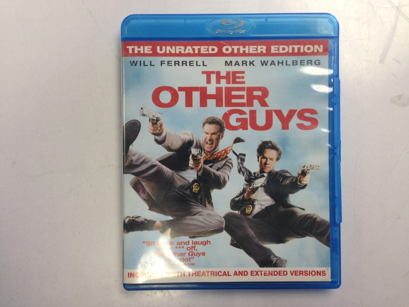 The Other Guys (Blu-ray Disc, 2010)