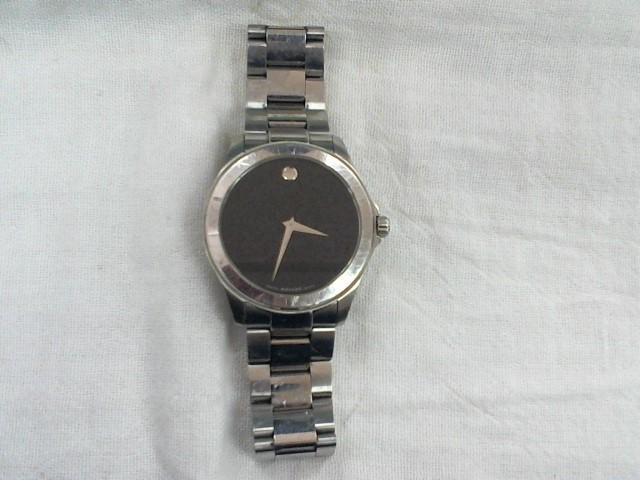 MOVADO Gent's Wristwatch 84-E7-1891