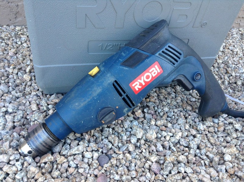 RYOBI Hammer Drill D552H