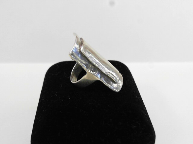 Lady's Silver Ring 925 Silver 3dwt Size:4.5