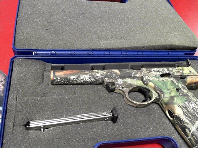 SMITH & WESSON Pistol 107435