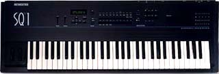 ENSONIQ Keyboards/MIDI Equipment SQ-1