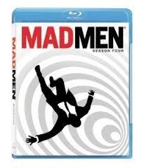 BLU-RAY BOX SET Blu-Ray MAD MEN SEASON 4