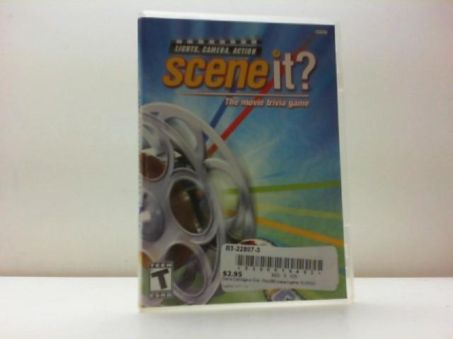 MICROSOFT Video Game Accessory SCENE IT