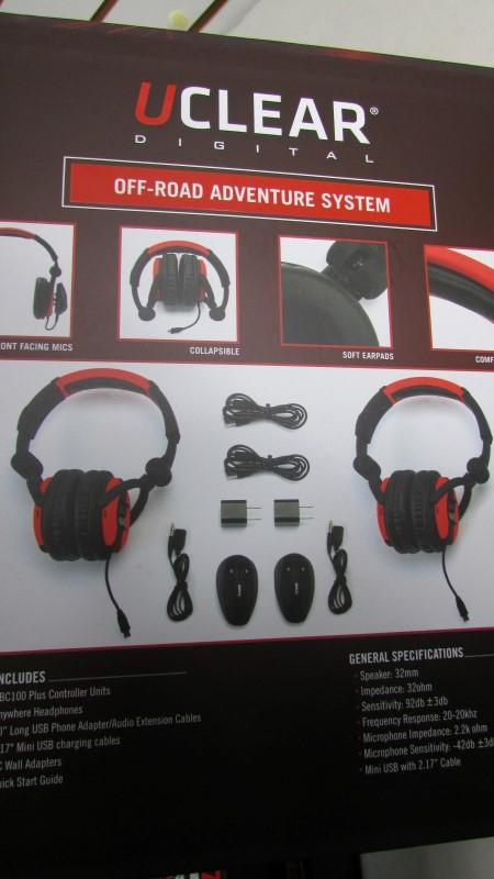 U CLEAR Apparel/Merchandise OFF-ROAD ADVENTURE SYSTEM
