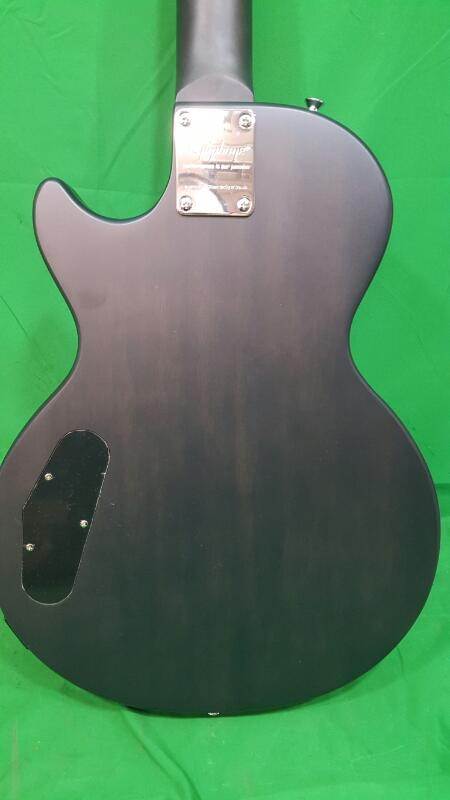 Epiphone Limited Edition Les Paul Special-I Electric Guitar Worn Black