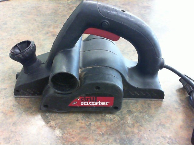 DRILL MASTER Miscellaneous Tool ELECTRIC PLANER