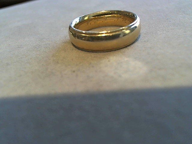 Gent's Gold Ring 14K Yellow Gold 8.5g