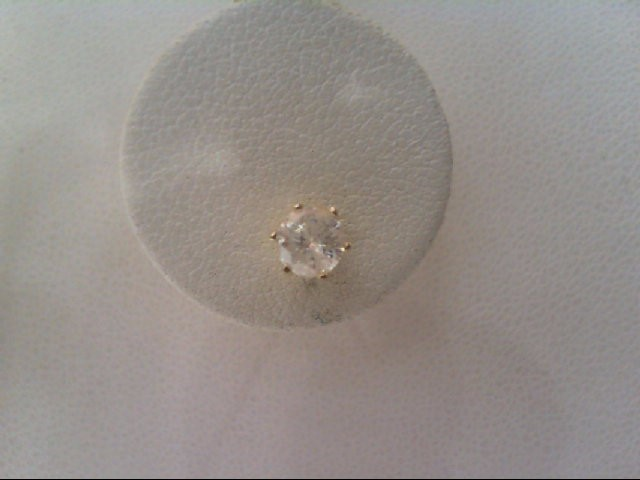 Gold-Diamond Earrings .30 CT. 14K Yellow Gold 0.05g