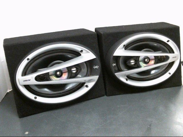 SONY Car Speakers/Speaker System EXPLODE 6X9