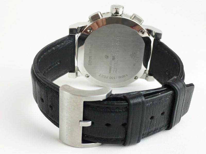 BURBERRY Gent's Wristwatch BU2306 TRENCH CHRONOGRAPH