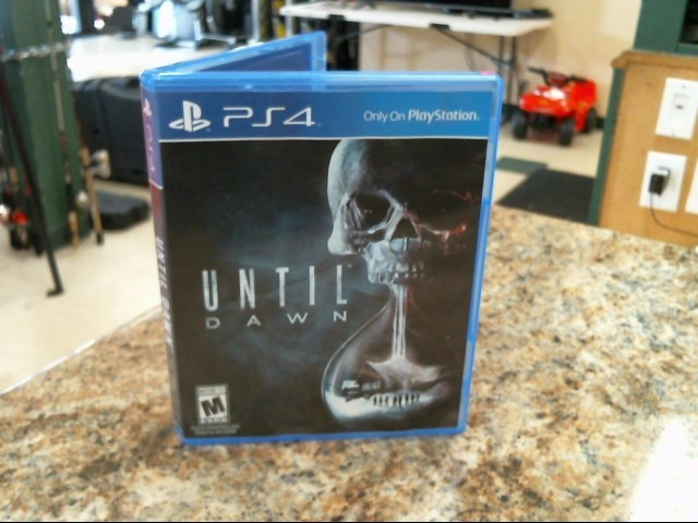 SONY Sony PlayStation 4 Game UNTIL DAWN - PS4