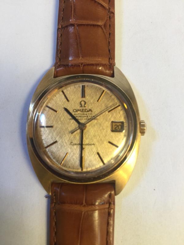 OMEGA WATCH Gent's Wristwatch 168017
