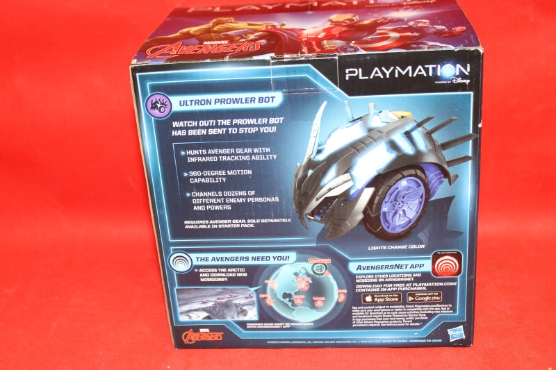 Playmation Marvel Avengers Ultron Prowler Bot
