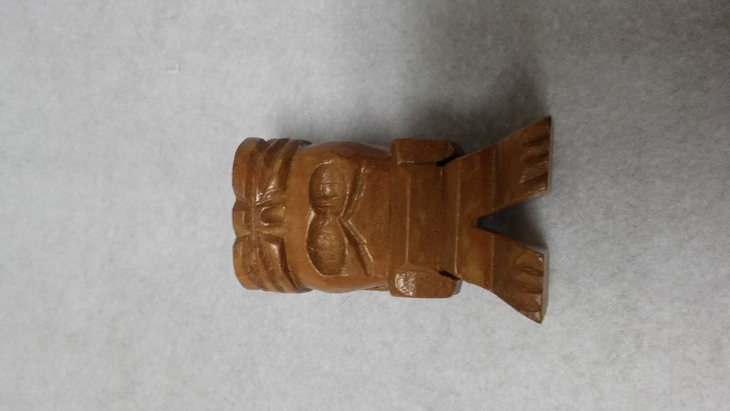 SMALL TRIBAL CARVING