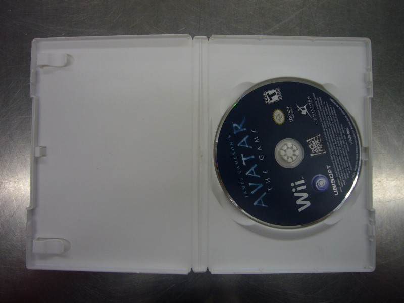 NINTENDO Wii Game AVATAR THE GAME