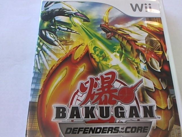 WII - BAKUGAN DEFENDERS OF THE CORE