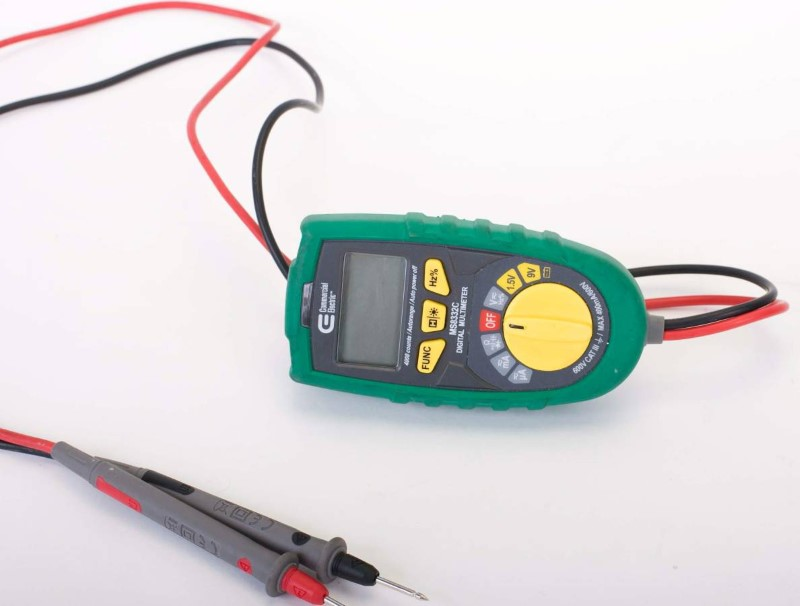 IDEAL INDUSTRIES Multimeter 61-702 AC/DC CURRENT CLAMP