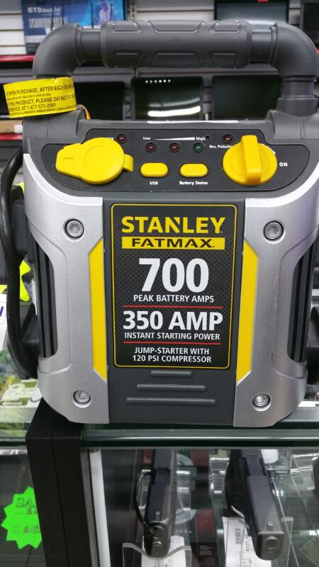 STANLEY Battery/Charger J7CS