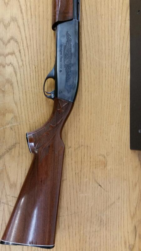 Remington Firearms & Ammunition Shotgun Model 1100