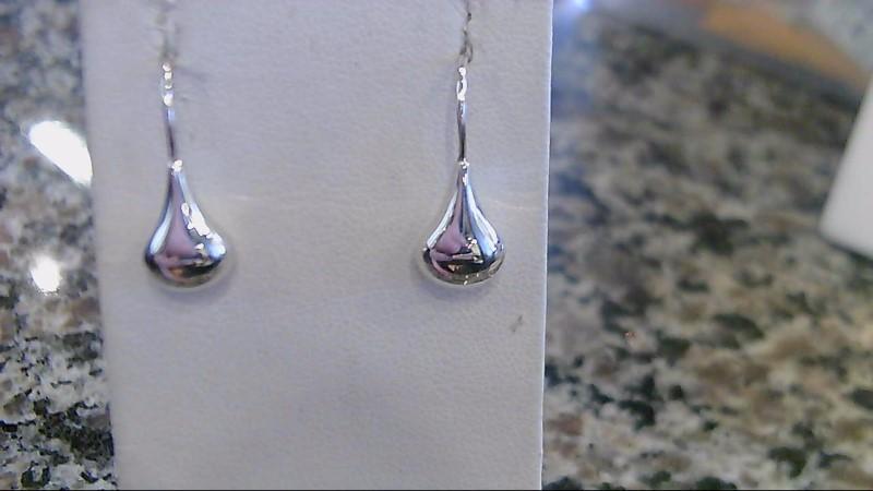 Silver Earrings 925 Silver 1.4g