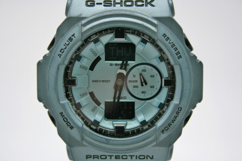 CASIO G-SHOCK GA110 WATCH