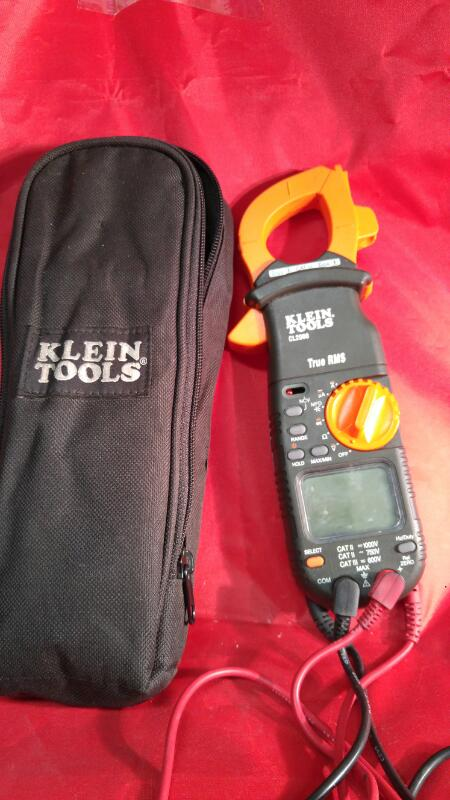 KLEIN TOOLS Multimeter CL2000
