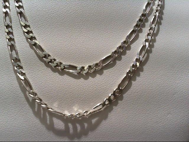 Silver Figaro Chain 925 Silver 9g