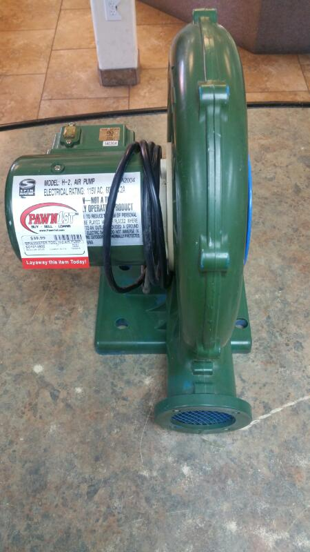 SPINMASTER Miscellaneous Tool H-2 AIR PUMP
