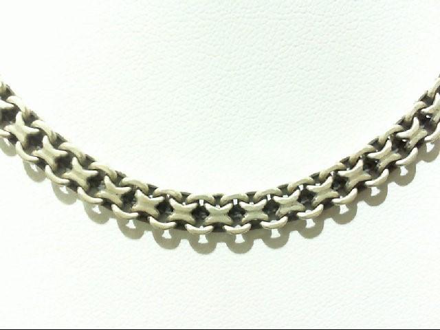 Silver Fashion Chain 925 Silver 23.6g