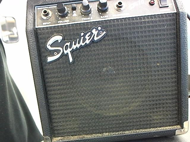 FENDER Electric Guitar Amp SQUIER SP-10