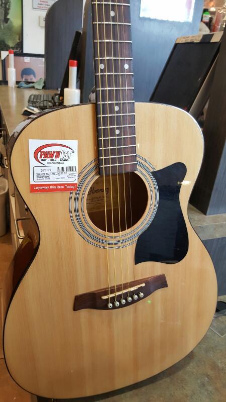 IBANEZ Acoustic Guitar IJVC50-NT