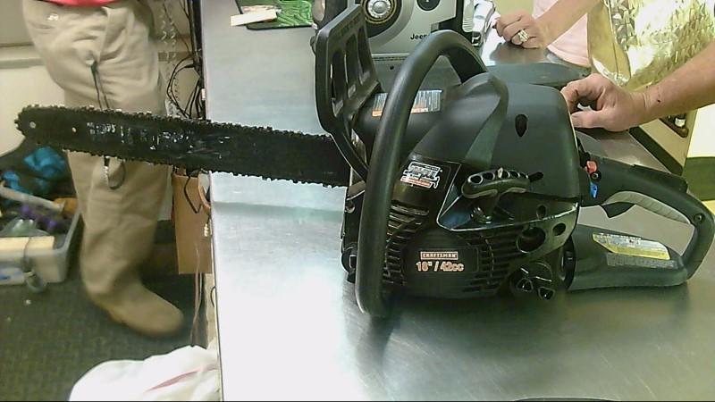 CRAFTSMAN Chainsaw 358350990