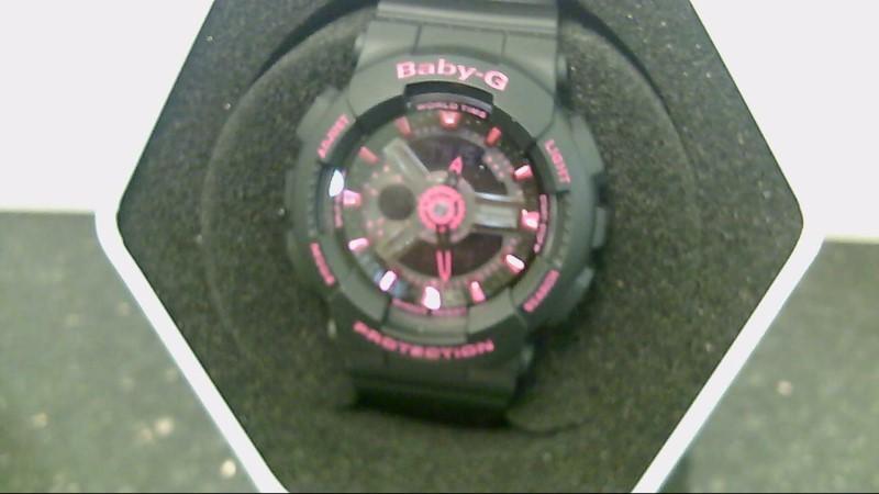CASIO Lady's Wristwatch 111