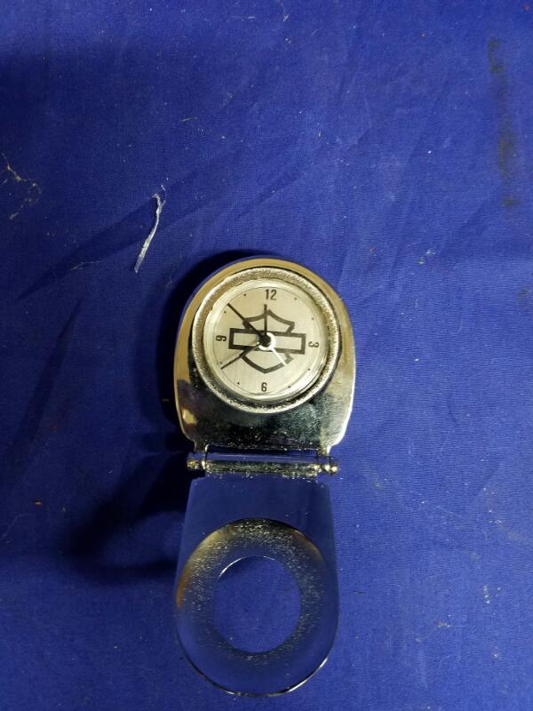 HARLEY DAVIDSON TRAVEL CLOCK