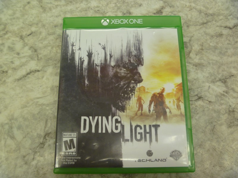 DYING LIGHT FOR XBOX ONE