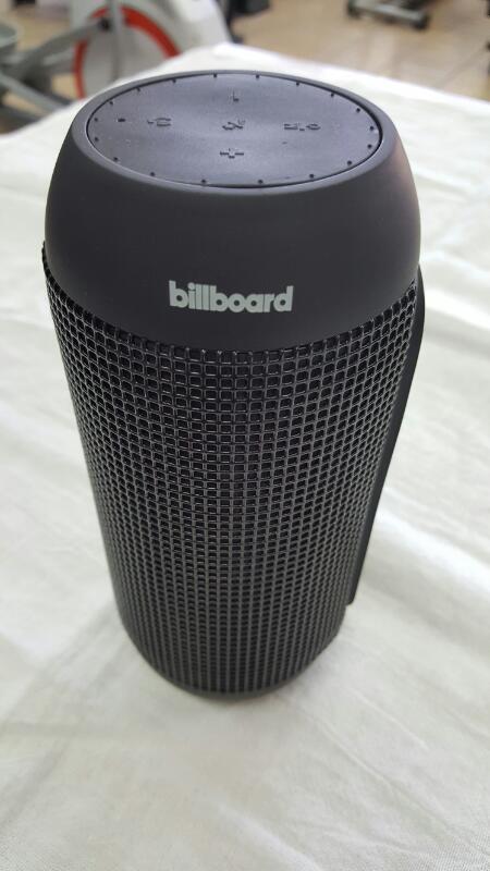 BILLBOARD Speakers BLUETOOTH SPEAKER