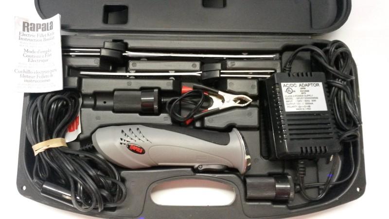 RAPALA Misc Fishing Gear AC/DC ELECTRIC FILLET KNIFE