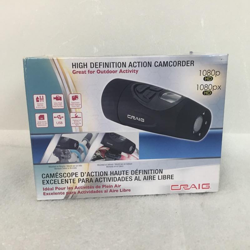 CRAIG  High Definition Action Camcorder CCR9024