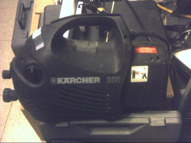 KARCHER Pressure Washer 205 PLUS