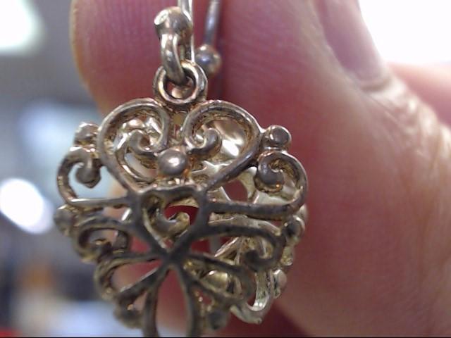 Silver Earrings 925 Silver 0.95dwt