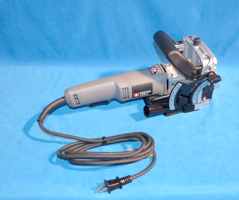 """PORTER CABLE 557 PLATE JOINTER 4"""" Cutter"""