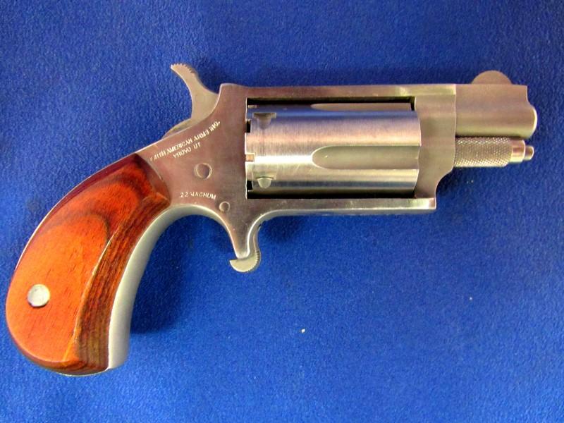 NORTH AMERICAN ARMS Revolver 22 MAGNUM