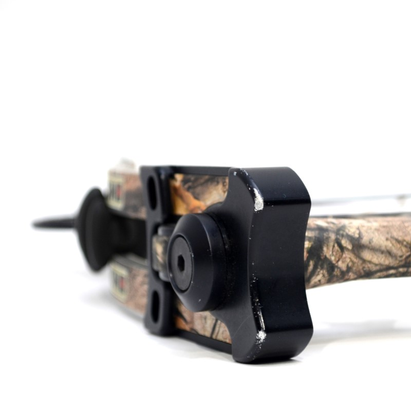 Hoyt TurboHawk Compound Bow - 50-60# w/ Hard Case Bundle & Free S&H!