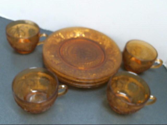 TIARA Collectible Plate/Figurine PLATES
